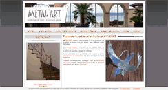 Preview of metalart.fr